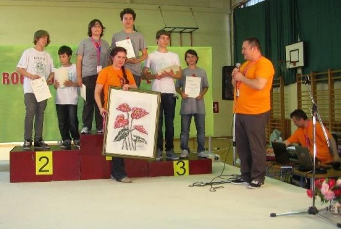 robotičari osnovnoškolci image robotičari - najbolji hrvatski osnovnoškolci