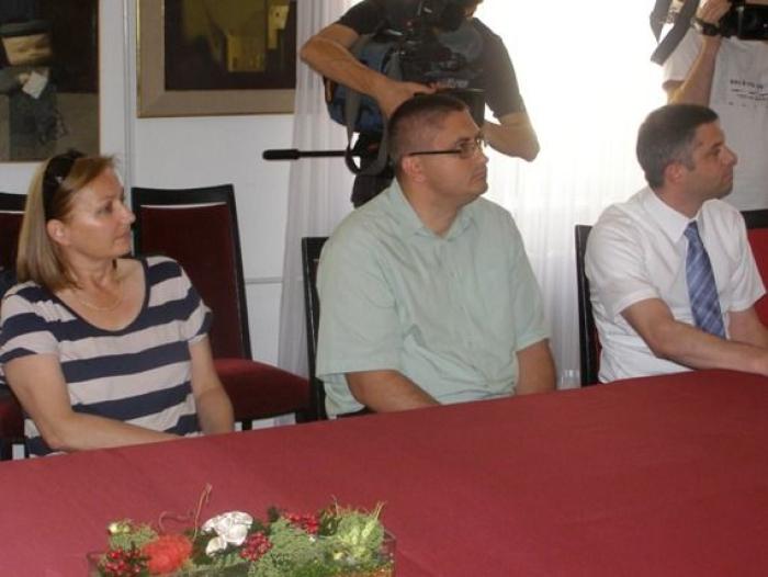 Meštrić i Parić image pomoćnici ministara