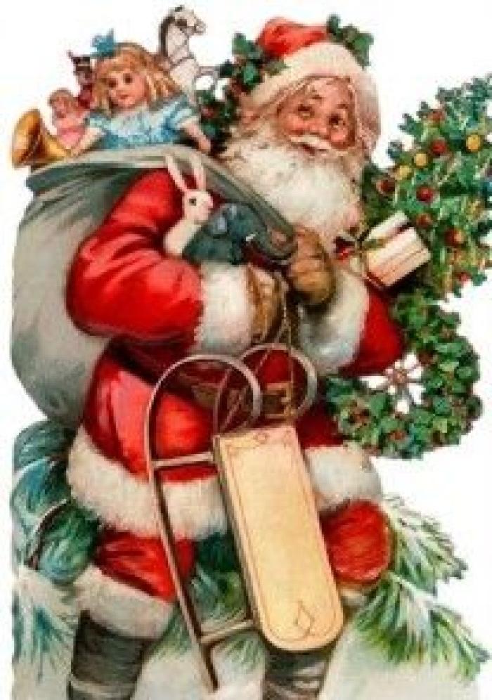 djed mraz image santa_christmas_card_with_matching_postage-p1375930452918226618g3x_325