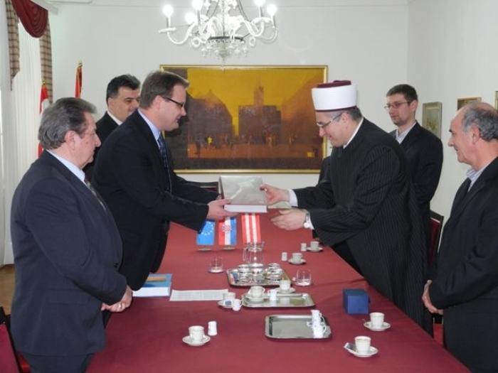 susret s muftijom poklon