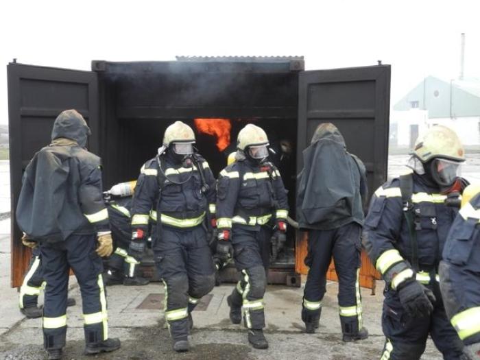 vatrogasci vježba 2