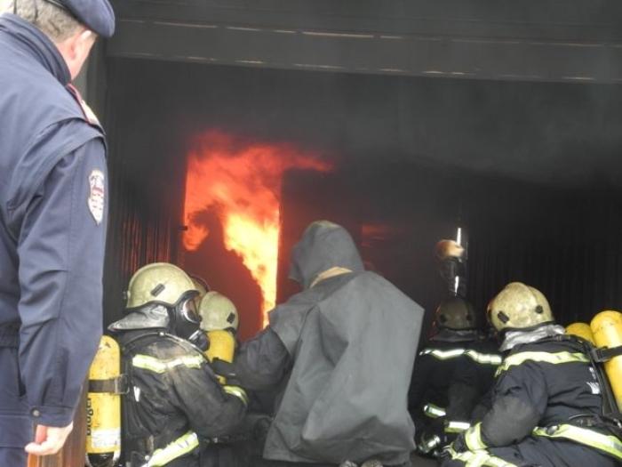 vatrogasci vježba 1