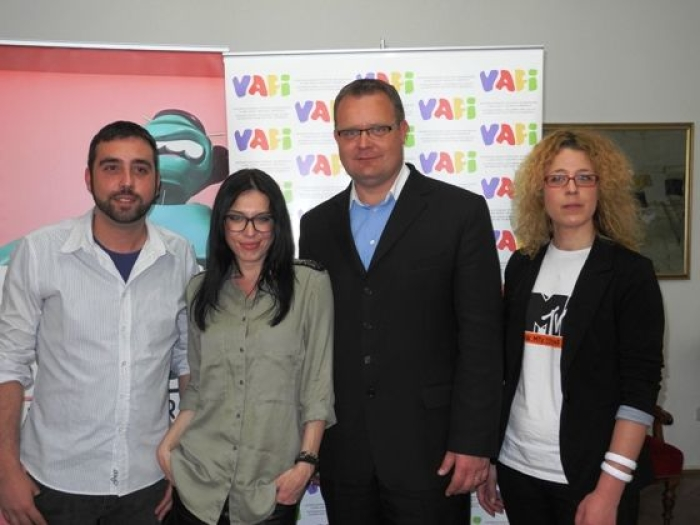 VAFI PRESS image VAFI PRESS1