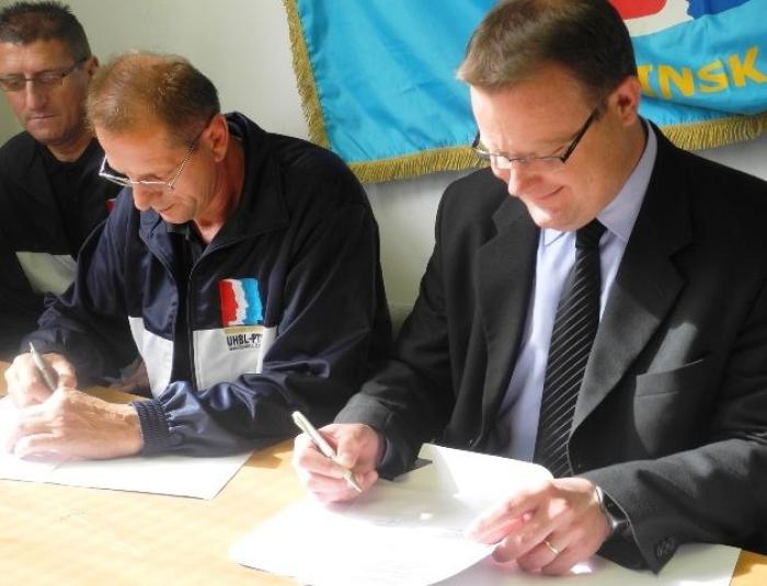 Habuš potpis ugovora ambrozija s braniteljima