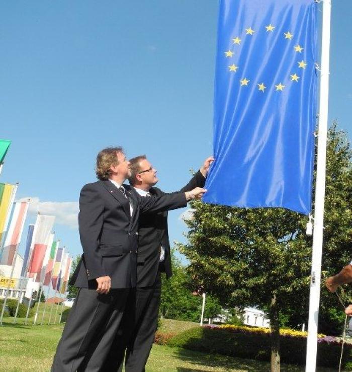 ptuj gradonačelnici zastava eu