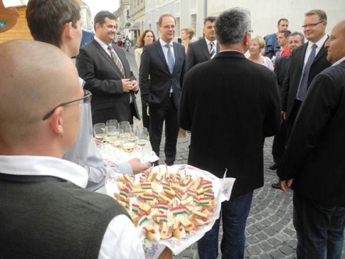 Mađarski potpredsjednik u Varaždinu