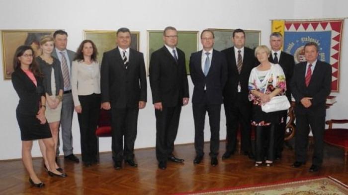 Mađarski potpredsjednik u Varaždinu2
