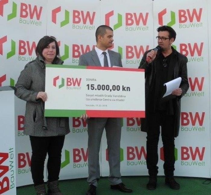 Bauwelt donacija