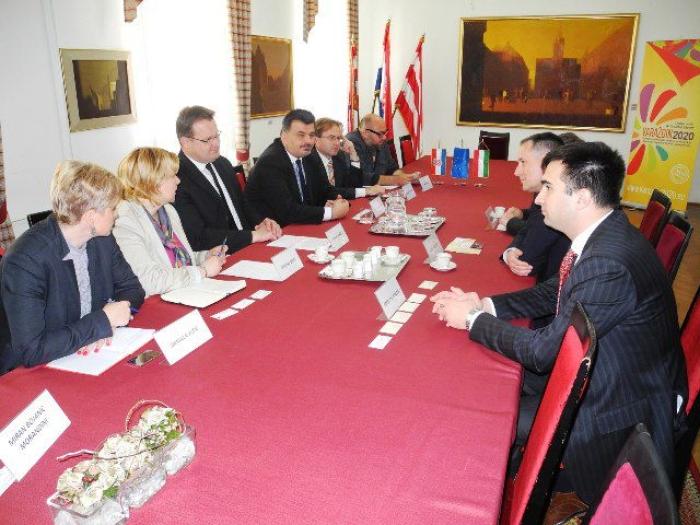 Mađarski veleposlanik