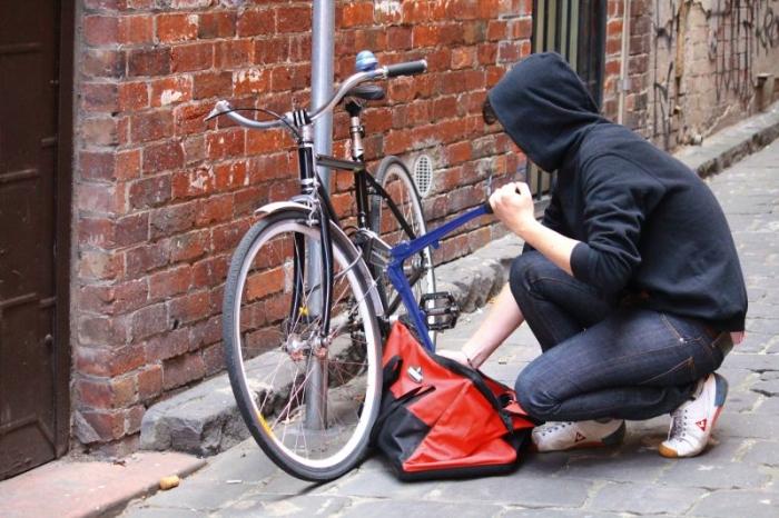 krađa bicikla
