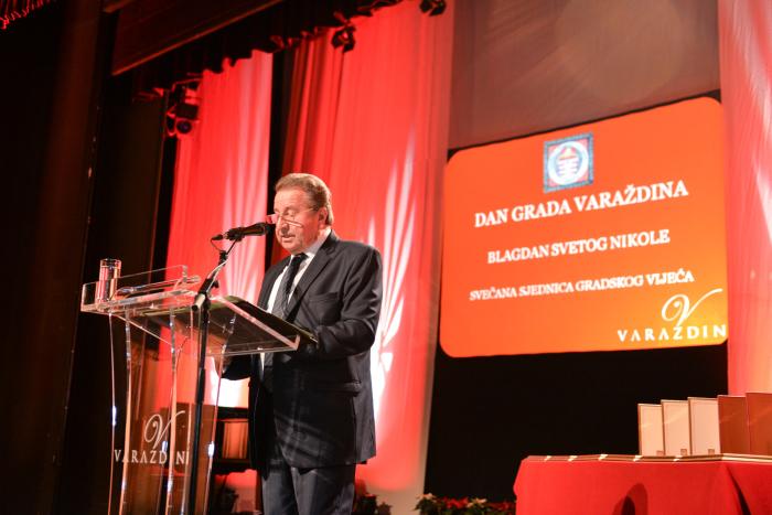 predsjednik Gradskog vijeća Josip Hehet