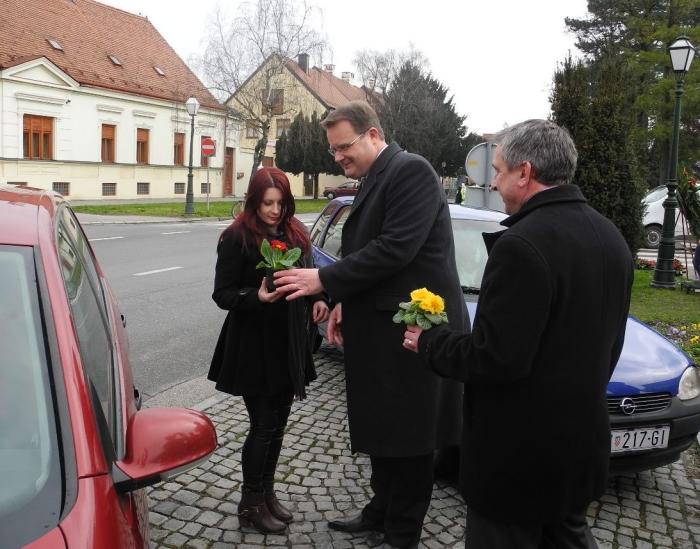 Gradonačelnik Goran Habuš čestita Međunarodni dan žena