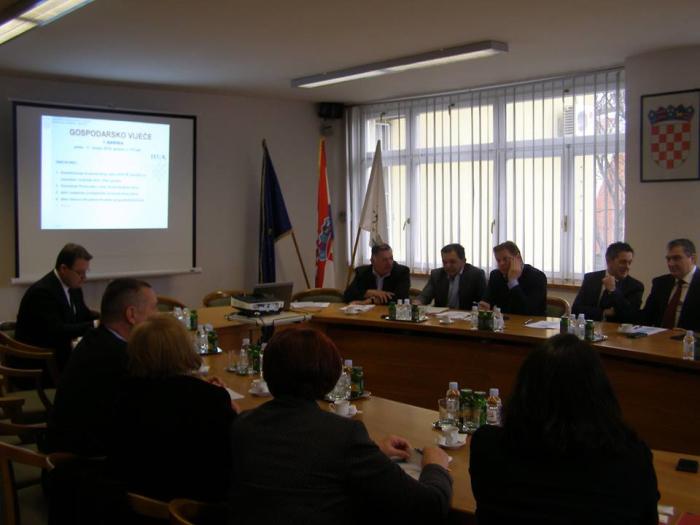 Gospodarsko vijeće HGK Županijske komore Varaždin