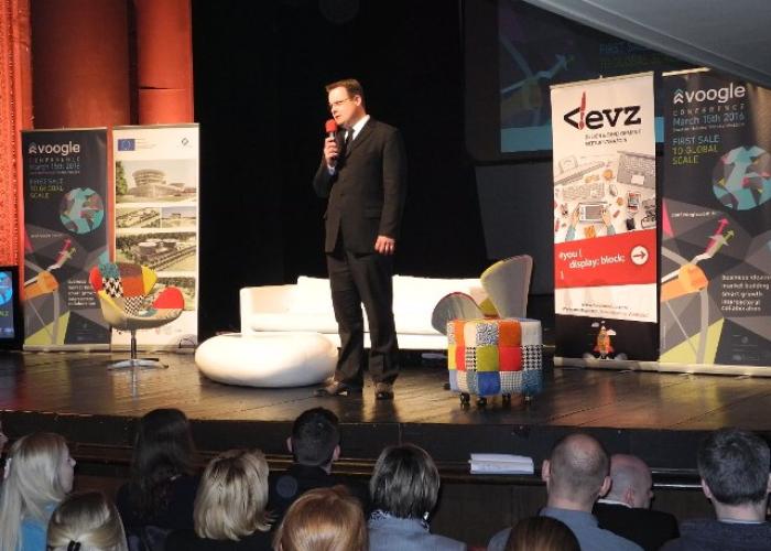 gradonačelnik otvorio Voogle konferenciju