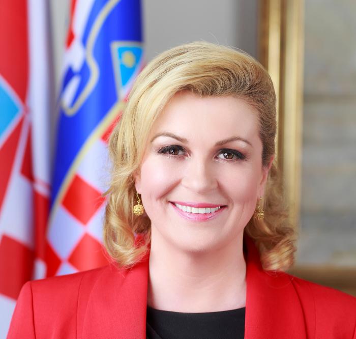 Predsjednica Republike Hrvatske Kolinda Grabar Kitarović