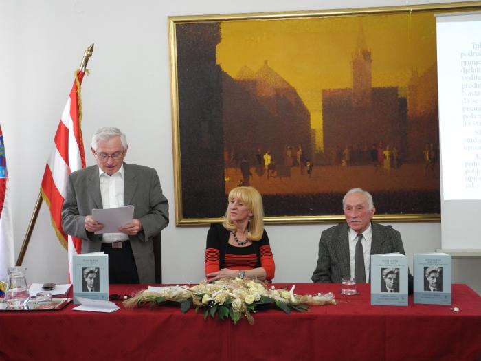 predstavljanje monografije Ivana Supeka