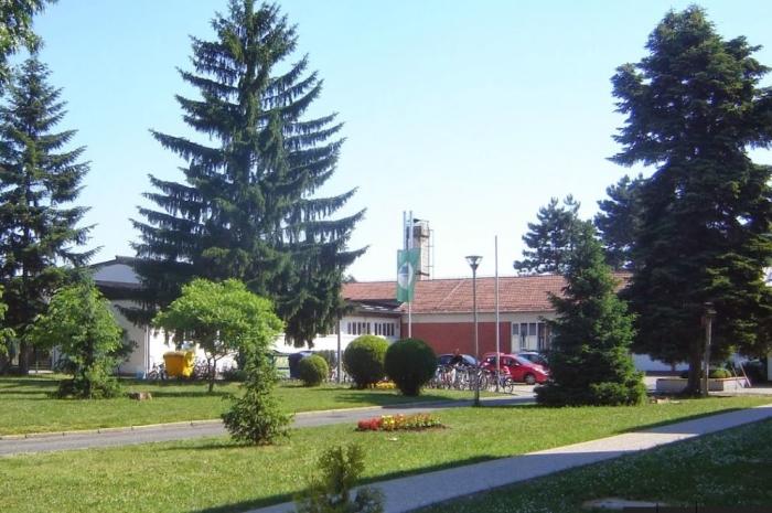 okoliš 6. osnovne škole Varaždin