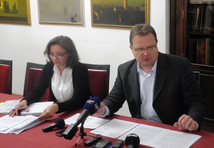 press konferencija - očitovanje HERA-e