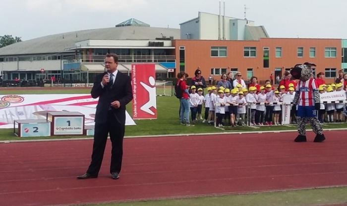 Završnica Olimpijskog festivala dječjih vrtića