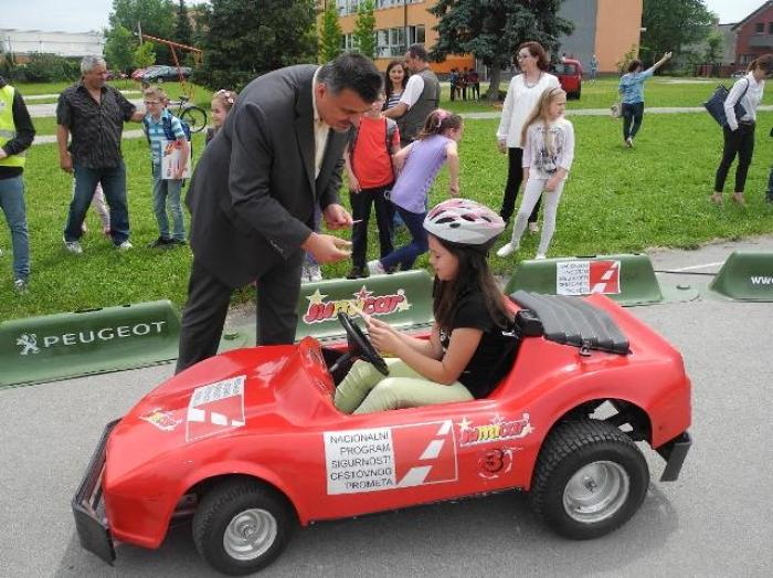 program edukacije o cestovnom prometu