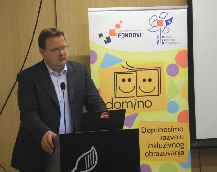"""završna konferencija projekta """"Domino"""""""