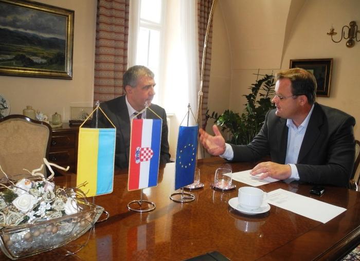 posjet veleposlanika Ukrajine