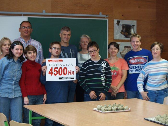 donacija Centru za odgoj i obrazovanje Tomislav Špoljar