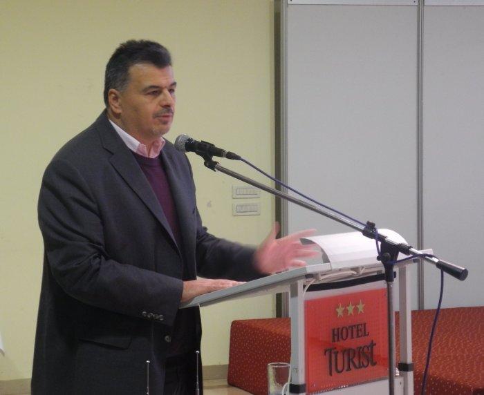 otvorenje znanstvene konferencije udruge CRODMA i FOI – a Varaždin