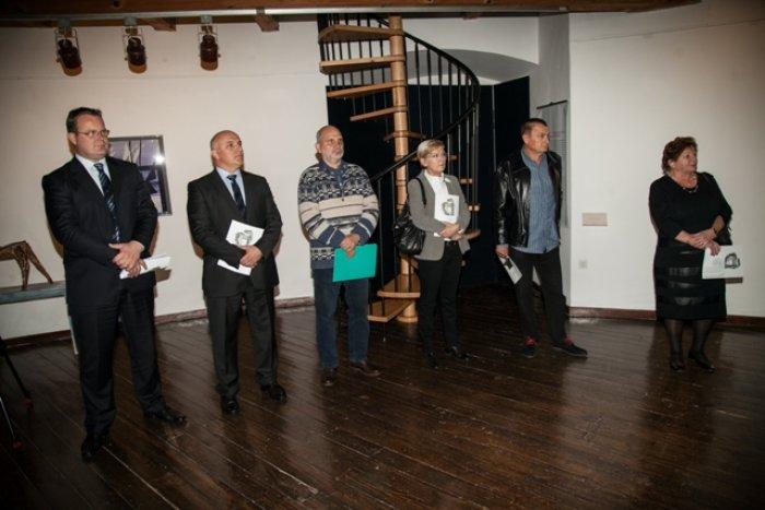 izložba Vladimira Gašparića - Gape