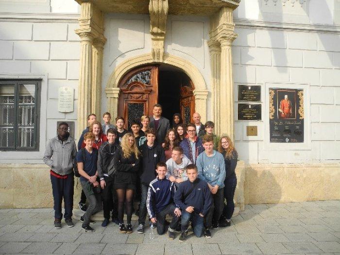 posjet engleskih studenata
