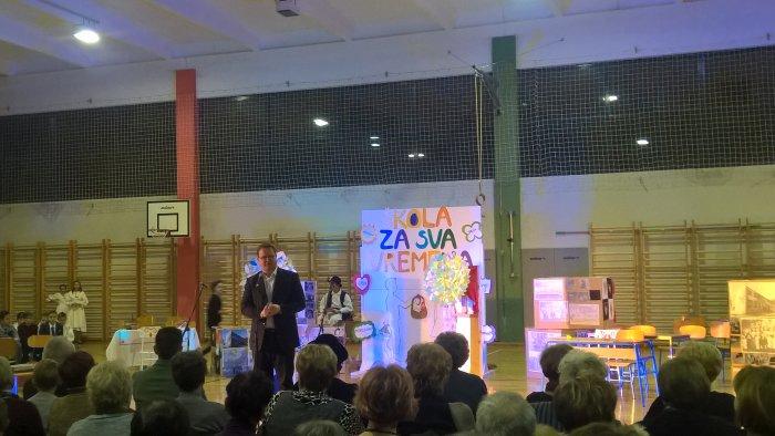90. godina sedme osnovne škole Varaždin